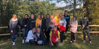 Kapsēdes bērni dodas uz Siguldu