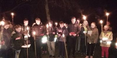 Latvijas svētki Bārtā nosvinēti godam