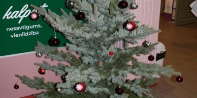 Ziemassvētku koncerts Grobiņā