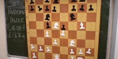 Sākas pieteikšanās šaha čempionātam