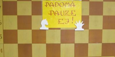 Jau piekto gadu Grobiņas skolēni cīnīsies  skolas šaha čempionātā