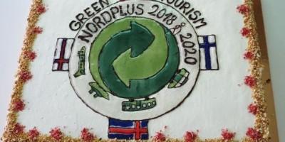 """Noslēdzies NORDPLUS projekts """"Zaļais sertifikāts"""""""