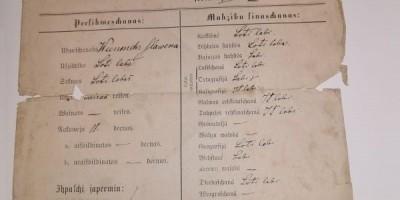 Dokuments ar 133 gadu vēsturi…