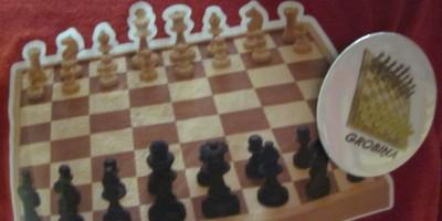 Šahistu starts Kurzemes skolu  skolēnu sporta spēlēs šahā