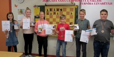 Spēlējam šahu ar prieku!
