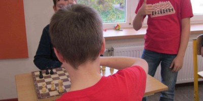 Šahistu starti Latvijas skolu skolēnu šaha olimpiādē