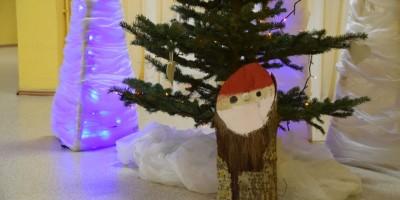 Ziemassvētki Kapsēdē
